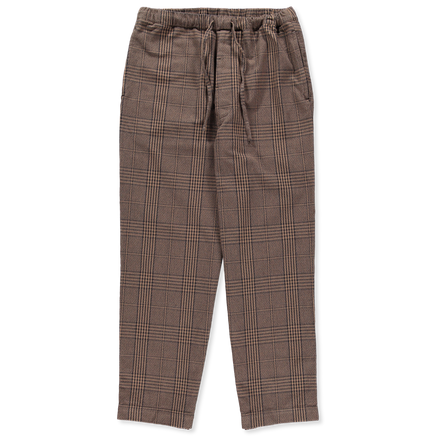 Wide Pants Glen Check
