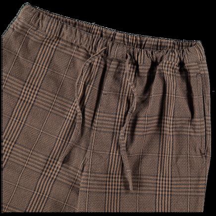Wide Pants Glen Check