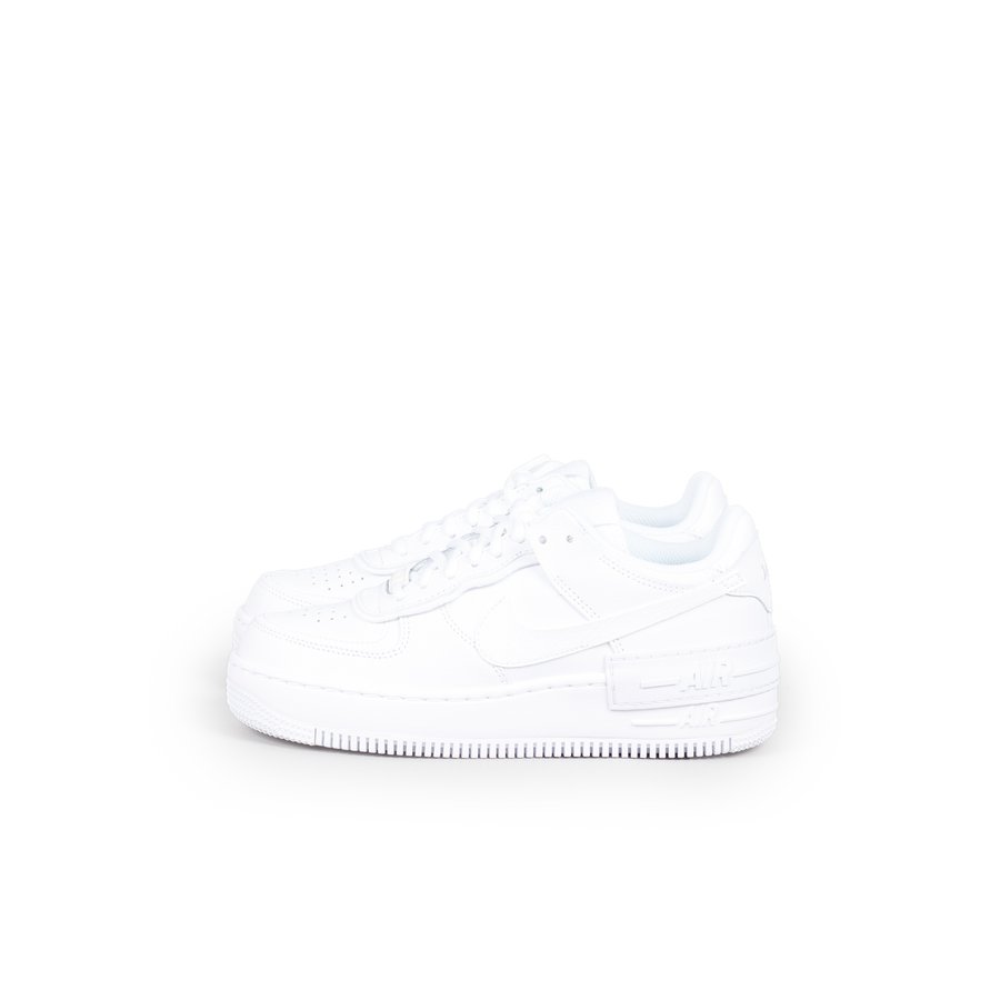 womens Athletic Sport shoes Comme des Garcons Play x Nike Air Force 1