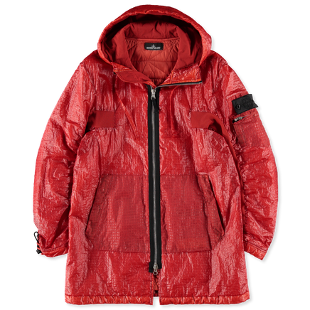 Dual Grid Nylon GD Jacket - 711940203 - V0013