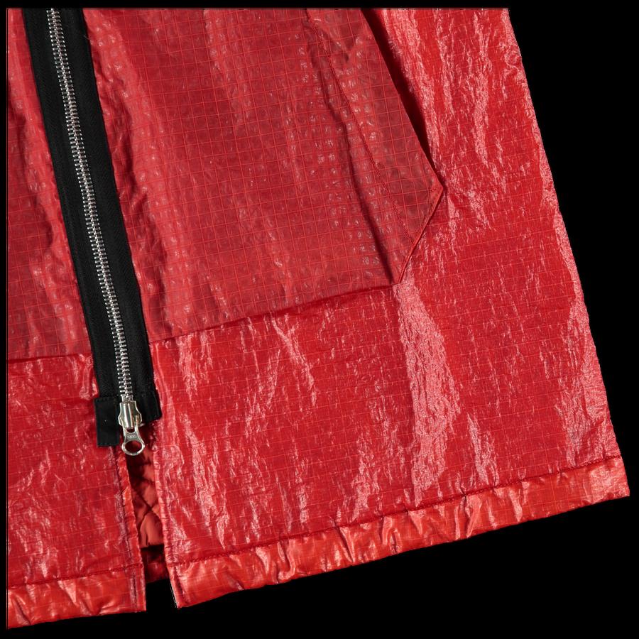 Dual Grid Nylon GD Jacket - 711940203 - V0013