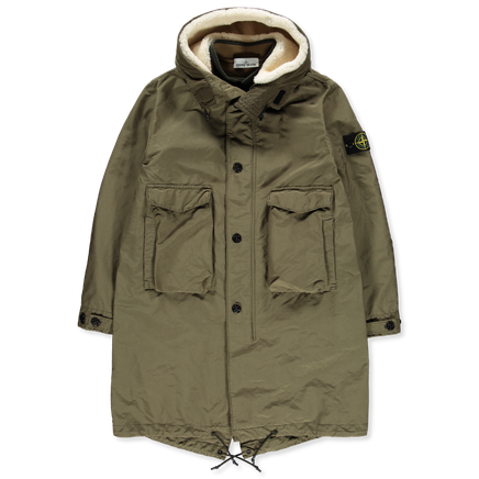 David-TC Long Lined Parka - 711570449 - V0058