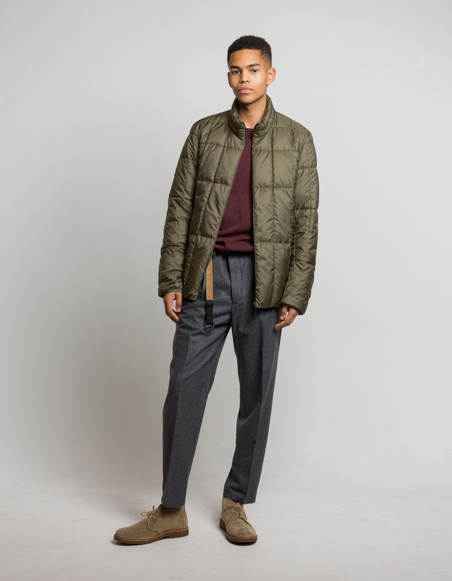 Recycled Middle Down Jacket