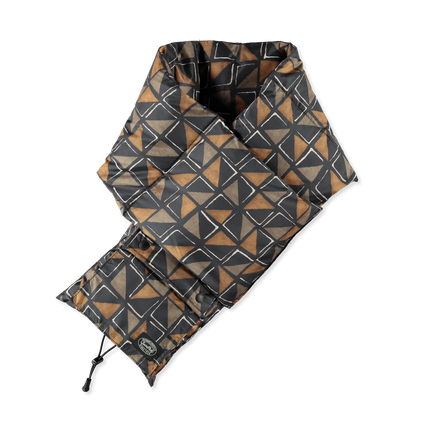 Printed Recycled Down Stole