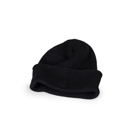 Merino Fold Up Knit Hat