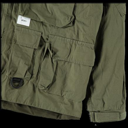 Modular Cotton Jacket