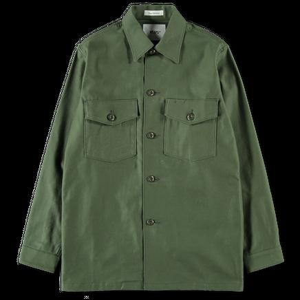 WMILL-LS 02 Satin Shirt