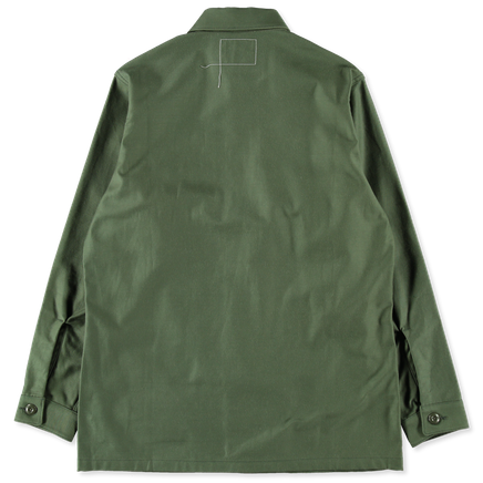 WMILL-LS 02 Satin Shirt