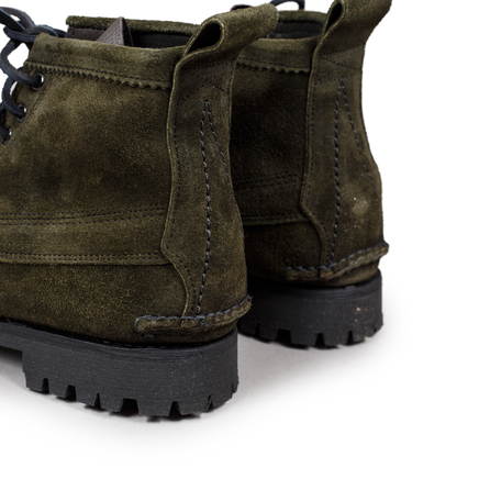 Angler Boots w/ Cortina Sole