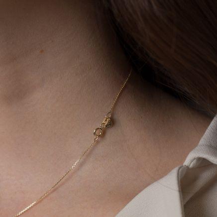 Mini Zodiac Luna Coin Necklace