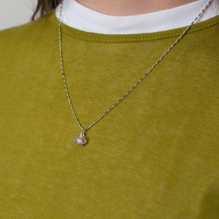 Stone Pendant Necklace