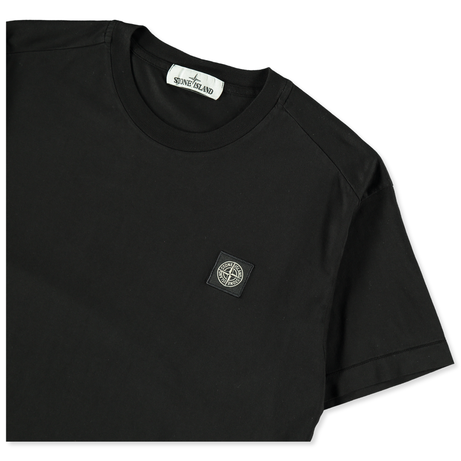 Patch Basic T-Shirt - 721524113 - V0029