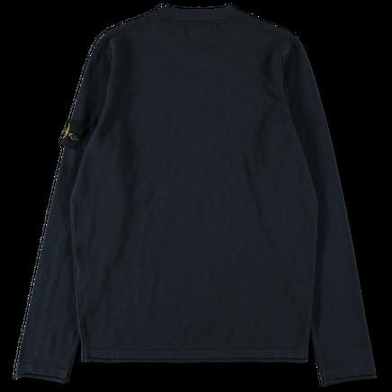 Light Melange Knit Co/Ny Sweater -7215502B0 - V0020