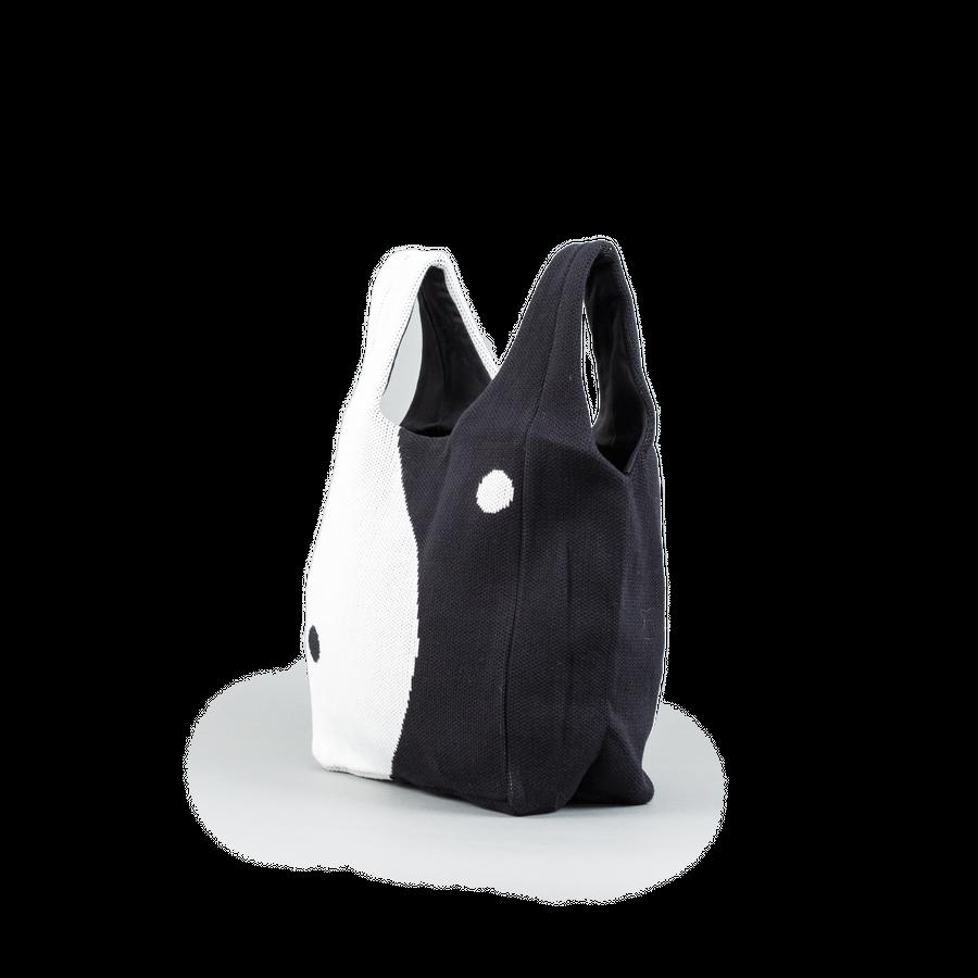 Yin Yang Shopper Bag