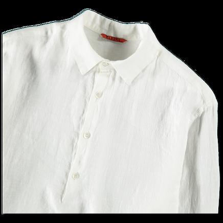 Pavan Telino Popover Linen Shirt