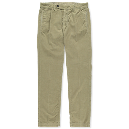 Winch 2 Zip Babycord Trousers