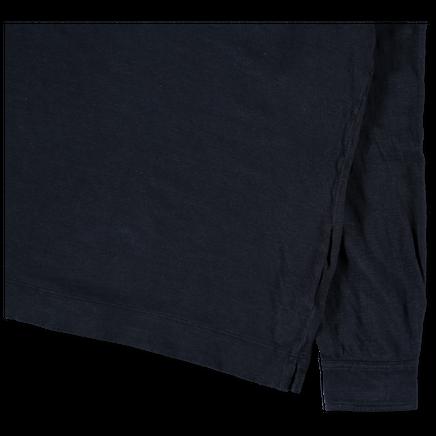 Raya L/S Linen Polo