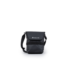 Snow Peak Mini Shoulder BagoneBlack - Black
