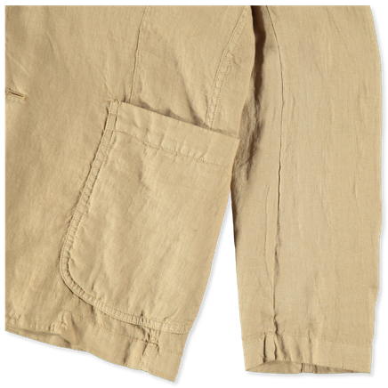 Samuraki Linen Jacket