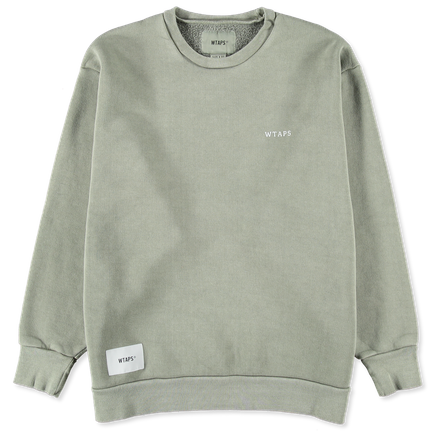 Crew Neck Sweat 02