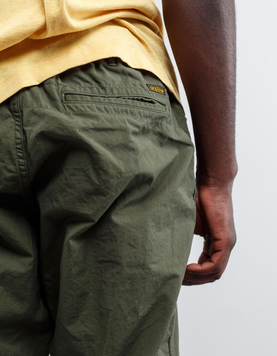 New Yorker Ripstop Shorts