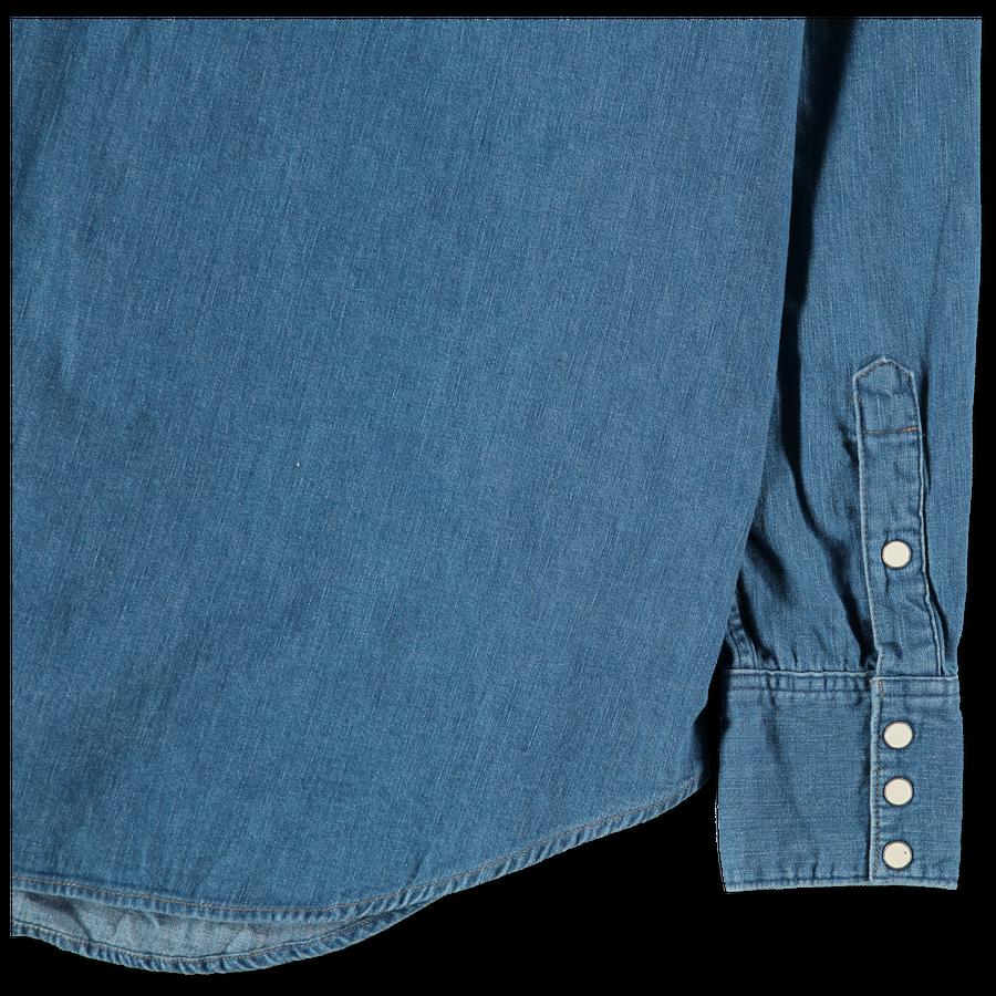 Vintage Fit Used Western Shirt