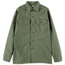 orSlow US Army Shirt - Green