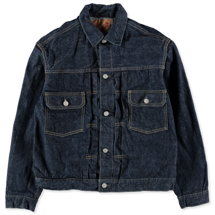 50s One Wash Denim Jacket