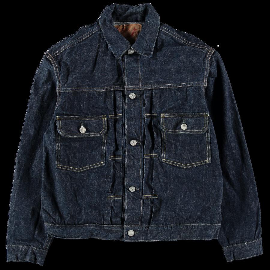 50s One Wash Denim Jacket