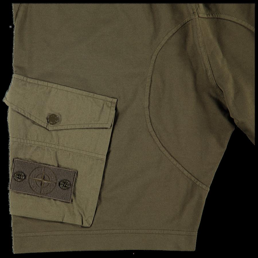Ghost Cargo Shorts - 7215650F3 - V0054