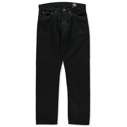 107 Ivy Fit Black Denim