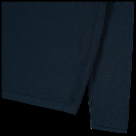 Micro-Stitch Cotton Knit Sweater - 7215517B3 - V0028