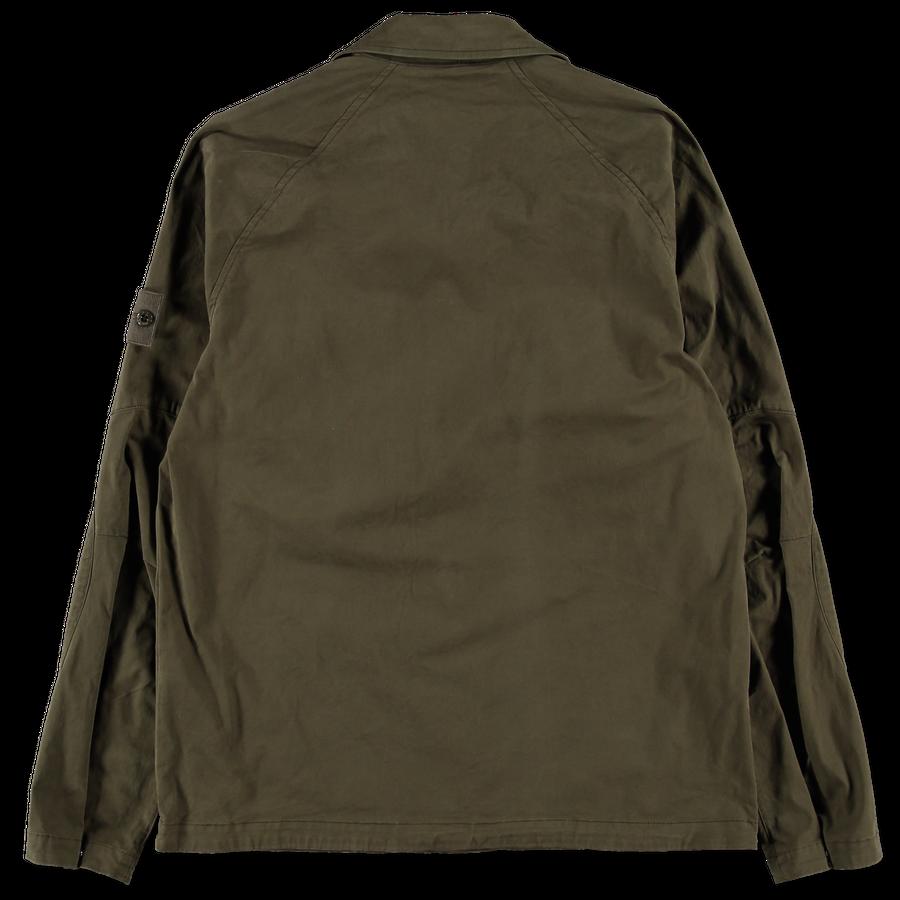Ghost Overshirt - 7215123F2 - V0054