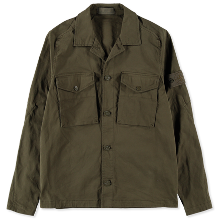Ghost Overshirt - 7215123F2 - V0054