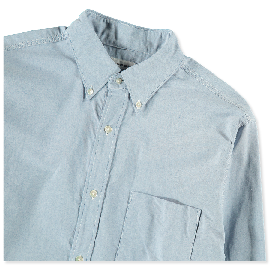 Button Down Wind Shirt