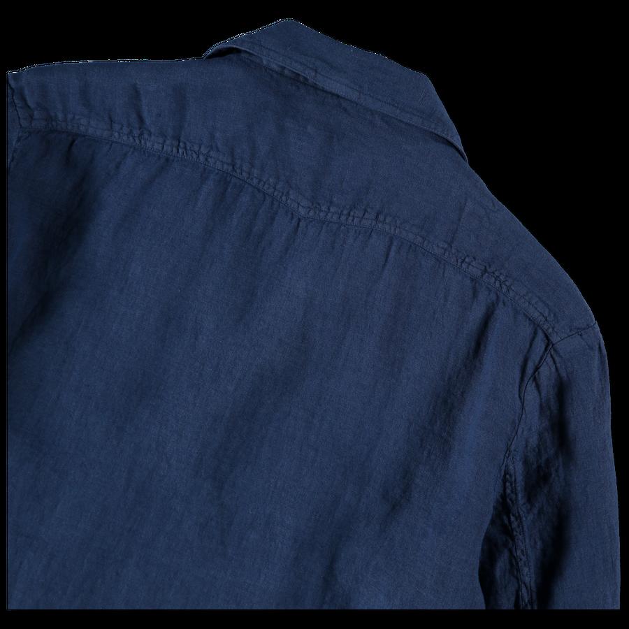 Florida Linen Shirt Jacket