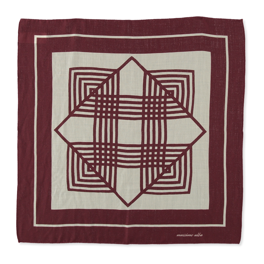 Tissue Cashmere Bandana