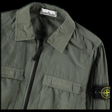 Naslan Light Zip Overshirt