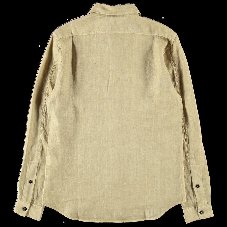 GD Linen Shirt - 721511201 - V0198