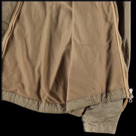 Nylon Metal Ripstop Zip Jacket - 721544635 - V0098