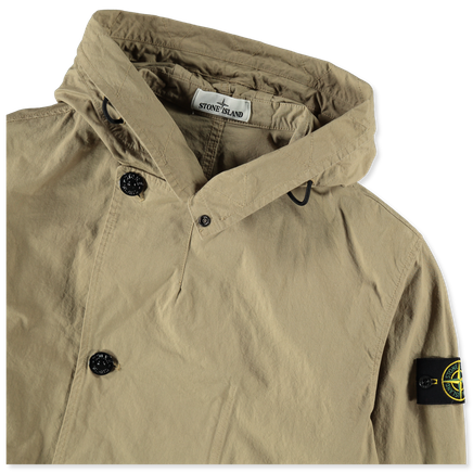 Cotton Cordura Hooded Jacket - 721542021 - V0098