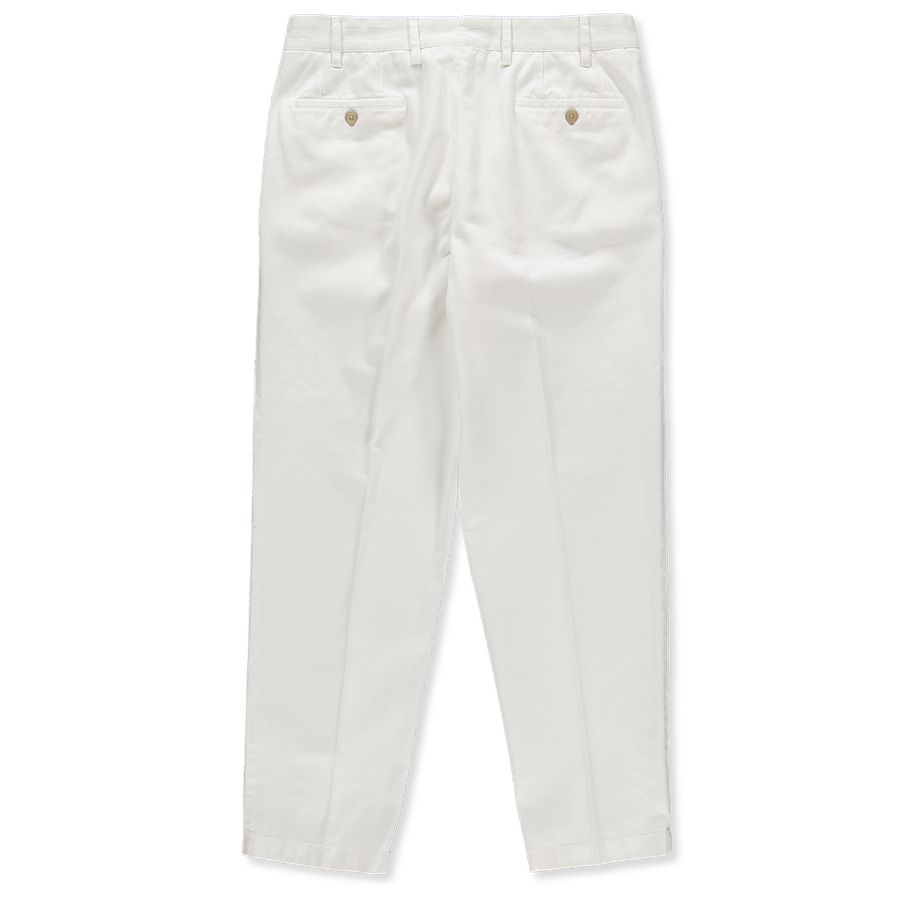 Tonga/T Cotton Twill Trousers