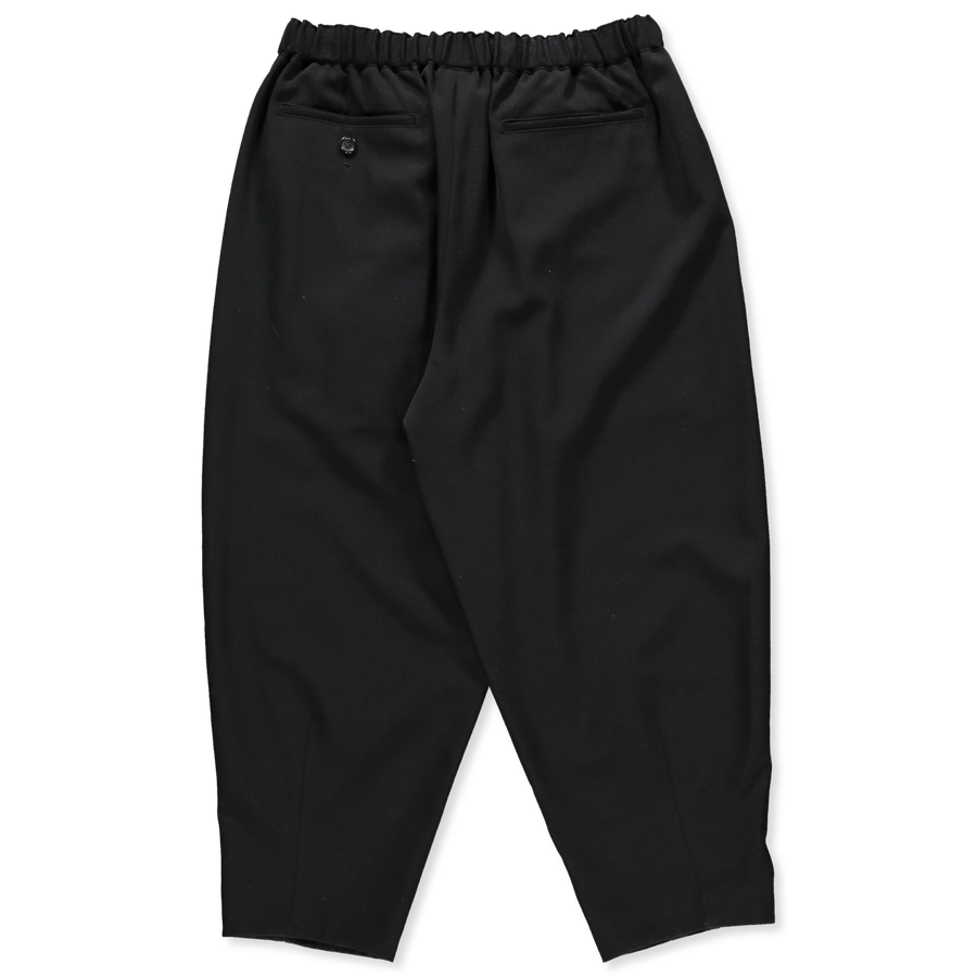 Wool Gabardine Trouser