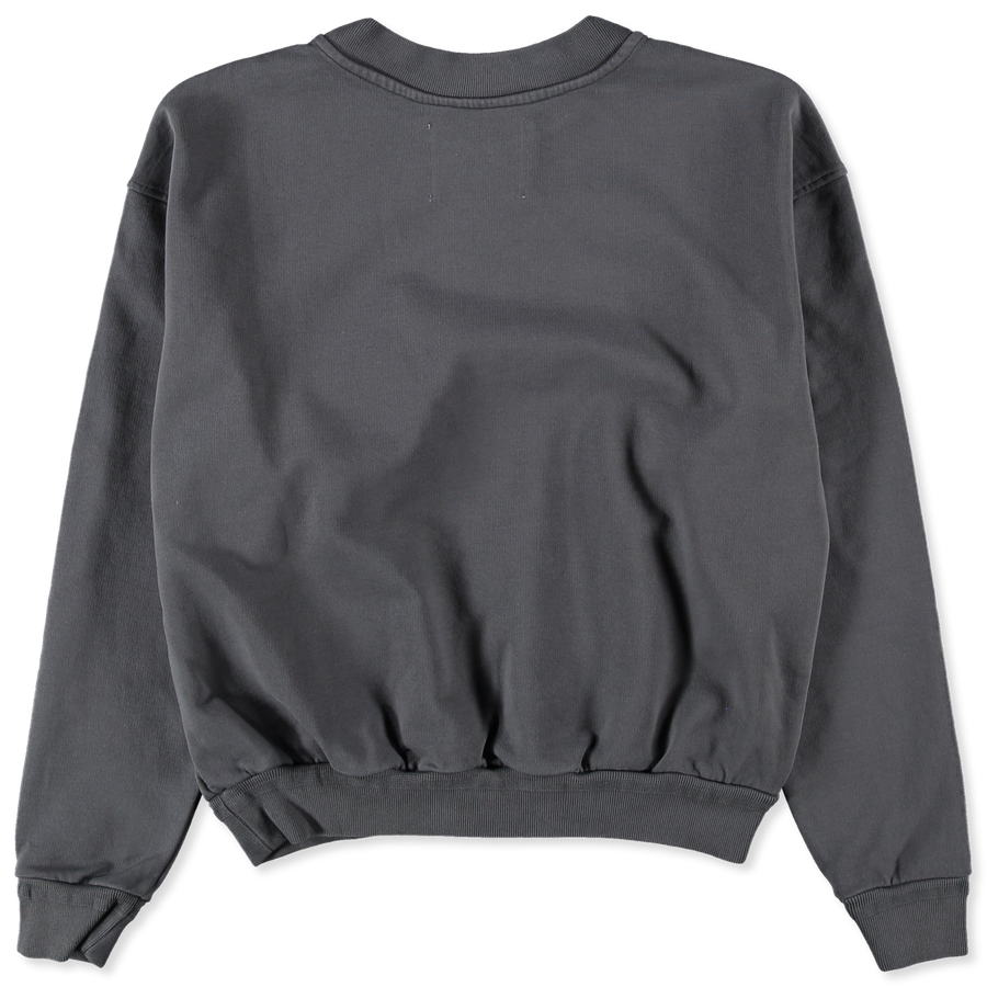 Oversized Round Neck Sweat