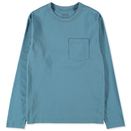 L/S Midweight Pocket Tee