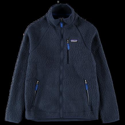 Retro Pile Jacket