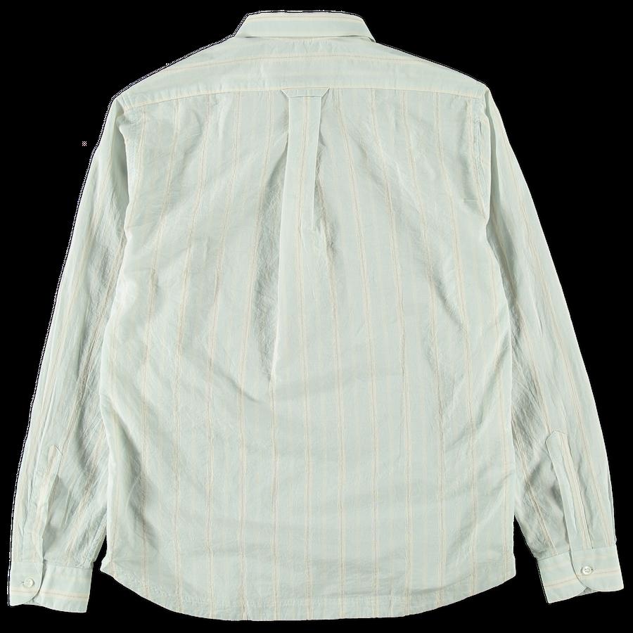 Pavan Manita Popover Stripe Shirt