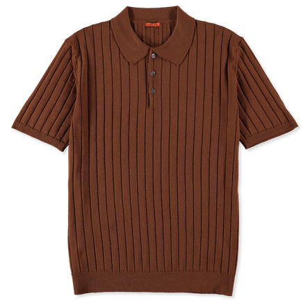 Marco Merico Knitted Polo