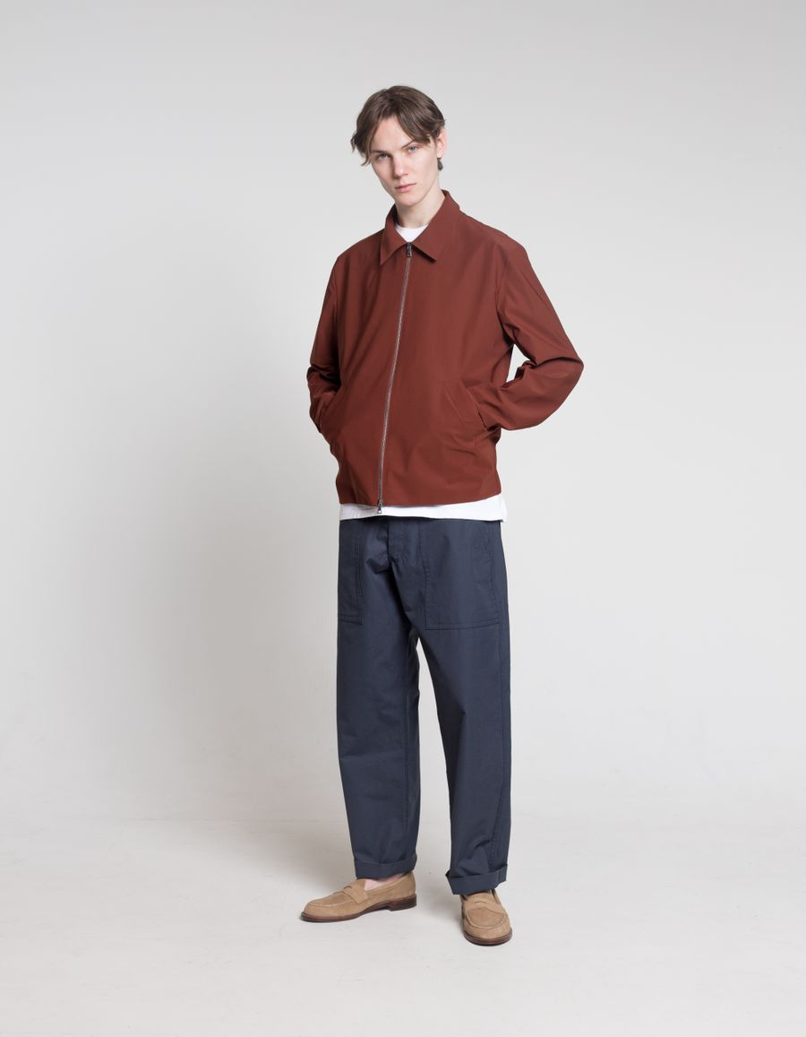 Cotton Drill Plain Pant