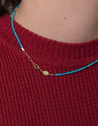 Sun Stalker Necklace